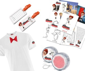 Goodiepaket Mr. Peabody und Sherman