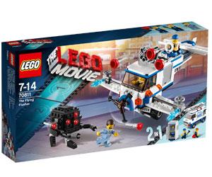 Zu gewinnen 5 LEGO® Spielsets zum Film
