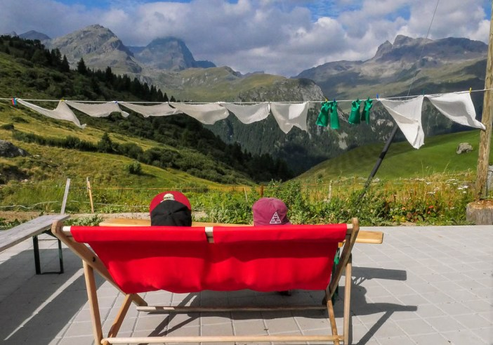 Alp Salategnas, Alp Flix, Parc Ela, Savognin, Graubünden