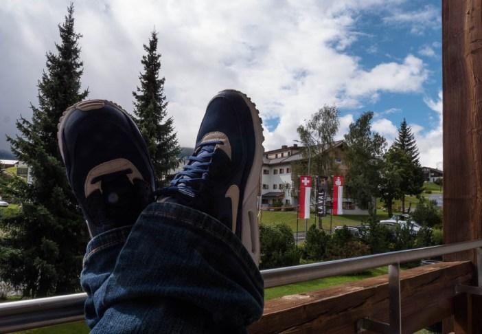 Reisen Mutter-Tochter Wochenende La Val Bergspa Breil/Brigels im Graubünden Wellness