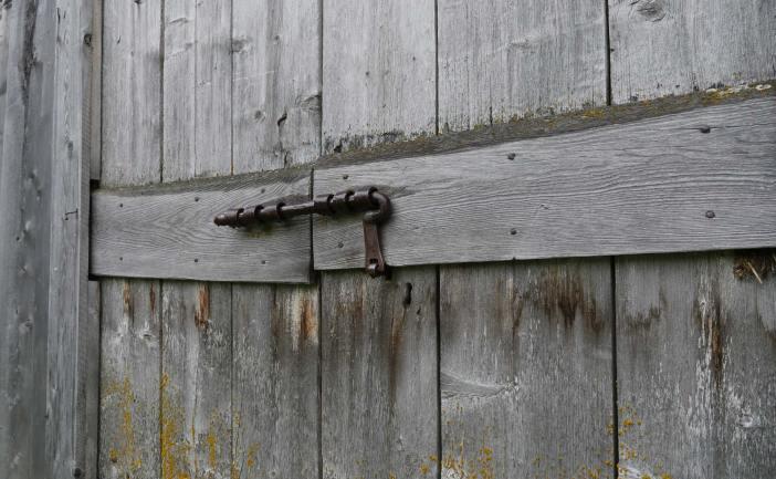 Türe öffnen Privatsphäre, Blogger