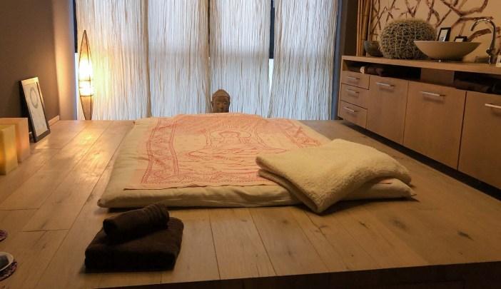 Bergland Hotel Sölden Wellness Spa Massage Thai Touch
