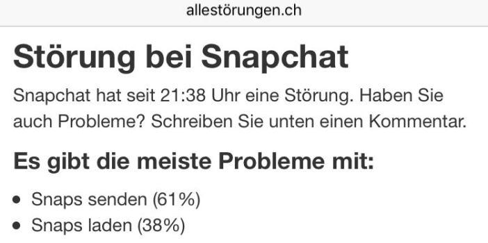 Snapchat, down, kaputt, Teenies, Stress, Flämmchen