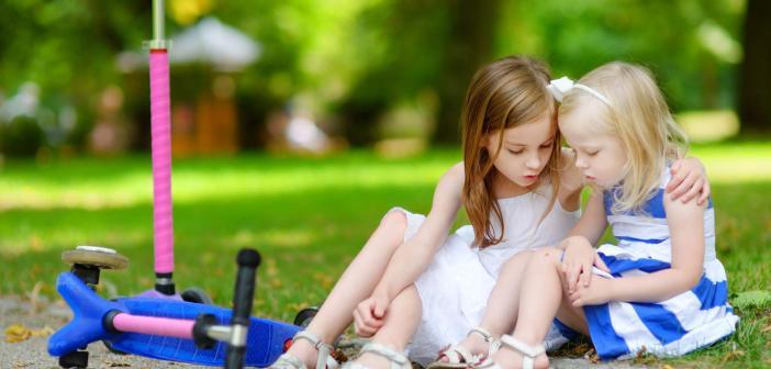 Warum Trost bei Kindern wichtig ist