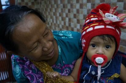 Babys sind überall auf der Welt süß...