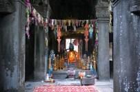 Gebetsstelle in Angkor