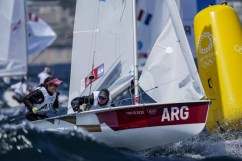JJOO: La misionera Hartkopf y su compañera de embarcación no alcanzaron los puntos para la Medal Race