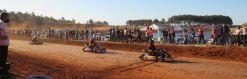 El campeonato de karting y motos de la zona Norte comenzó de gran manera en Libertad