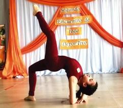 Yoga Deportivo: excelente desempeño de Sol Naciente