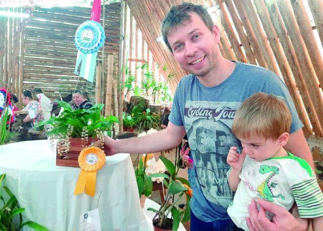 Se despidió otra exitosa edición de la Fiesta de la Orquídea y de la Flor