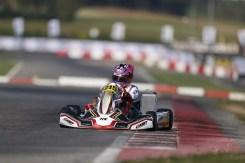 Mairu fue 7° en la Final B y Grimaldi abandonó en la Final A en Lonato, Italia