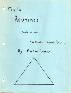 The Daily Routines' very first cover.