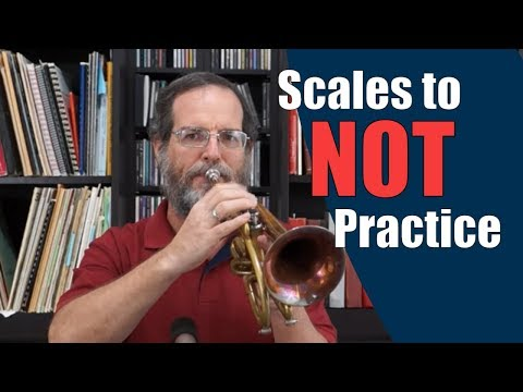 Trumpet Scales We Don't Practice