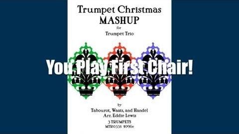 Trumpet Christmas Mashup