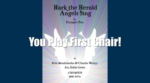 Trumpet Play-Along: Hark the Herald Angels Sing – YPFC
