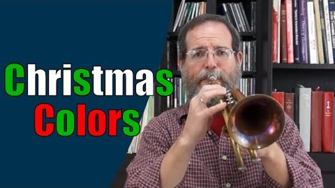 Christmas Colors: Free Improv 71