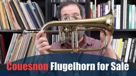 Couesnon Flugelhorn for Sale