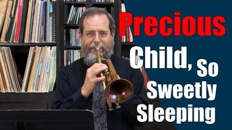 Trumpet Christmas Hymn: Precious Child