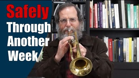 Safely Through Another Week (Trumpet)