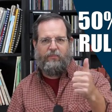 The 50 Percent Rule for Effective Practicing