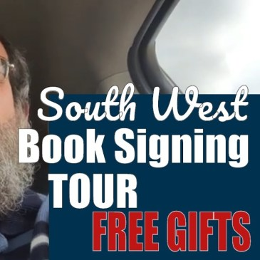 South West Book Signing Tour [FREE Gifts]
