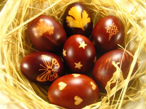 ous de xocolate