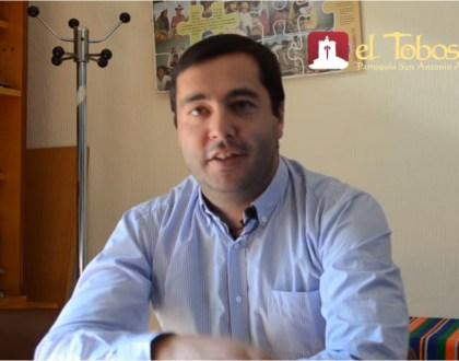 Alfa y Omega televisión entrevista al laico misionero Carlos Córdoba