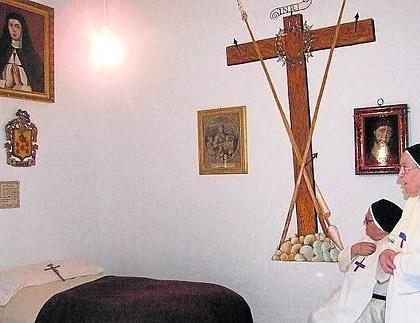 Cervantes y Sor Ángela María de la Concepción, algunos siglos después...