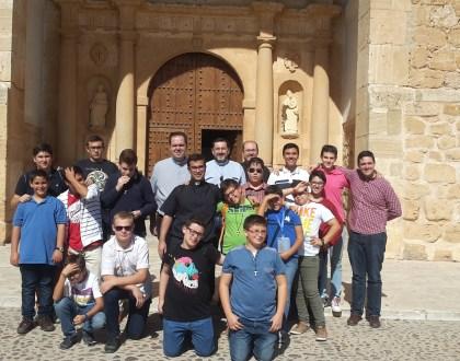 El Seminario Menor de Ciudad Real visitó El Toboso