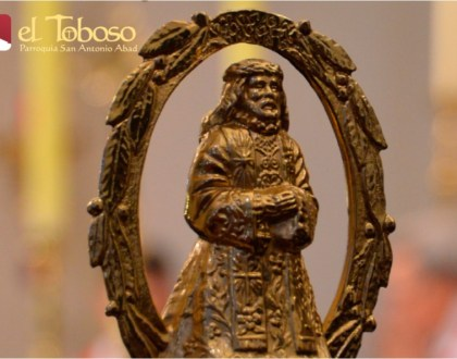 Mensaje de Saluda del Párroco de El Toboso con motivo de las fiestas patronales de la Pascua de Mayo 2018