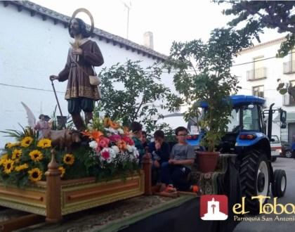 La Parroquia de El Toboso celebra la Fiesta y Romería de San Isidro Labrador, patrón de agricultores y ganaderos