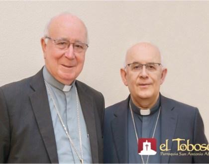 Monseñor Ángel Fernández Collado, hasta ahora auxiliar de Toledo, nombrado nuevo Obispo de Albacete