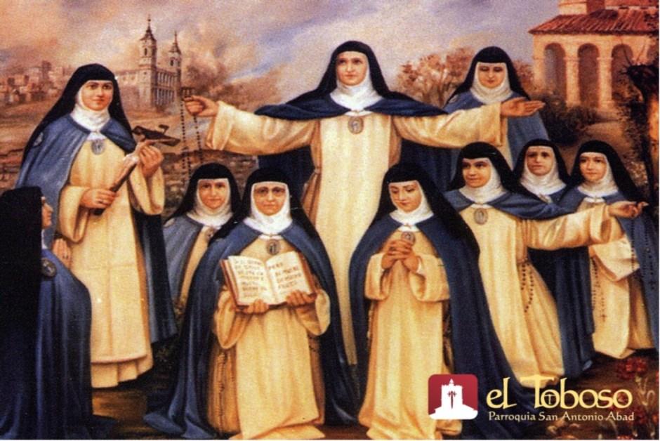 ¿Quiénes son las «mártires concepcionistas franciscanas» y cuál es su historia?