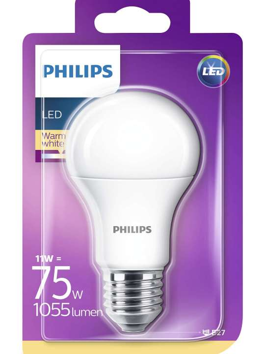 Philips 11W E27 220V A60 1055lm 2700K CORE PRO LED sijalica - 00106 75 000
