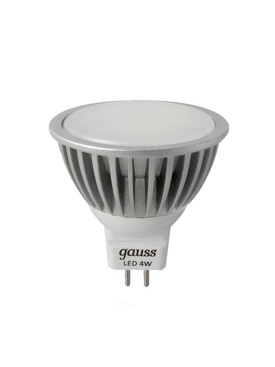 Gauss 4W GU5.3 12V 330lm 2700K LED sijalica