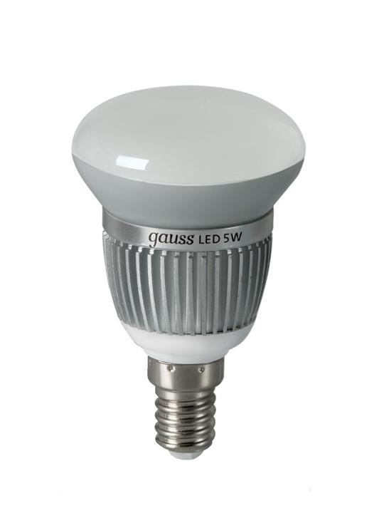 Gauss 5W E14 R50 220V 500lm 4100K LED sijalica