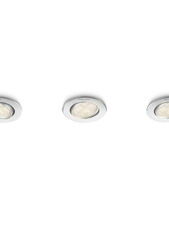 Philips ALBIREO 2700K ugradna lampa - 45090/48/16