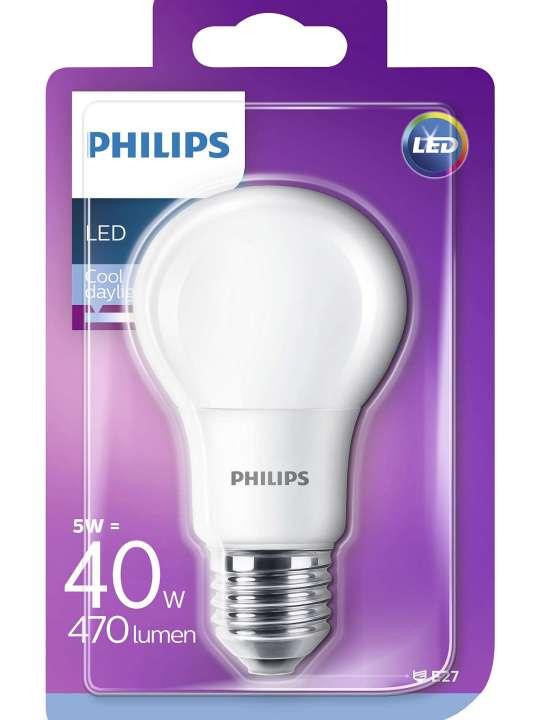 PHILIPS 5.5W E27 220V A55 470lm 6500K MAT CORE PRO LED sijalica - 00106 38 000