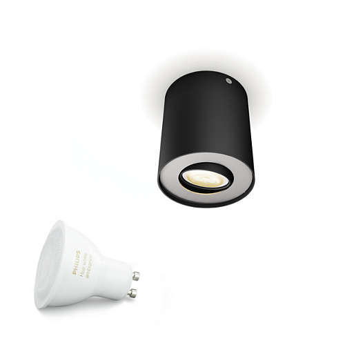 Philips HUE PILLAR spot lampa - 5633030P8 - 3