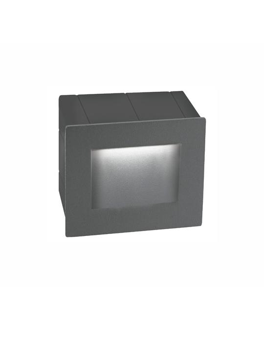 NOVA LUCE KRYPTON spoljna ugradna zidna lampa - 727002