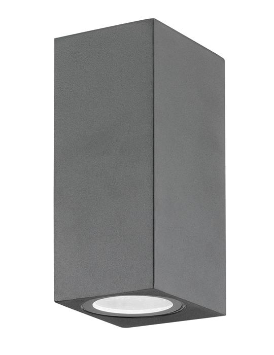 NOVA LUCE NERO spoljna zidna lampa - 710042