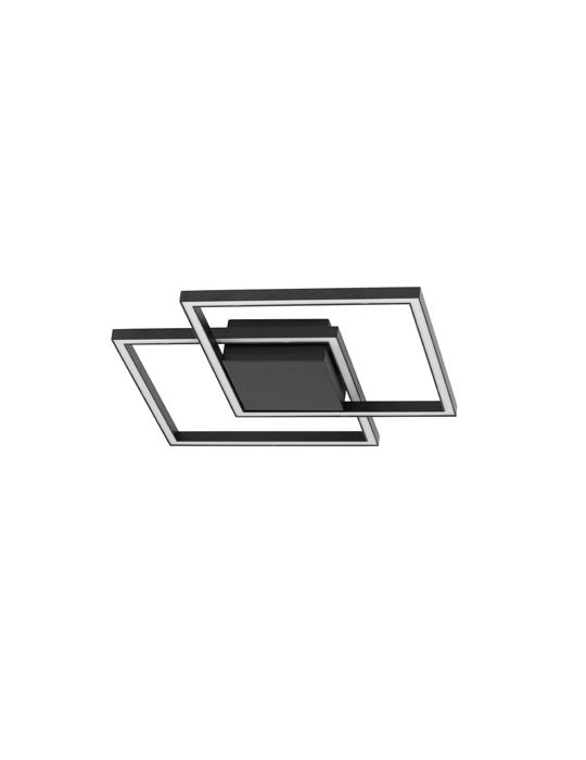 NOVA LUCE BILBAO plafonjera - 9500822