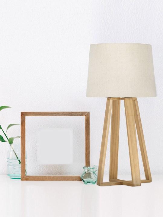 NOVA LUCE stona lampa DEREK - 8700302