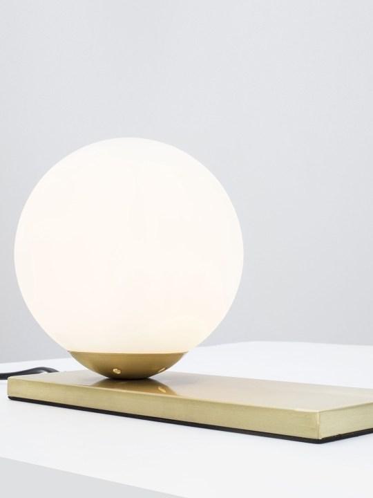 NOVA LUCE stona lampa JULIET - 9012922