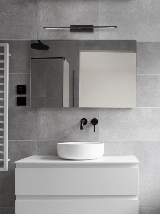 NOVA LUCE kupatilska zidna lampa MONDRIAN - 9053202