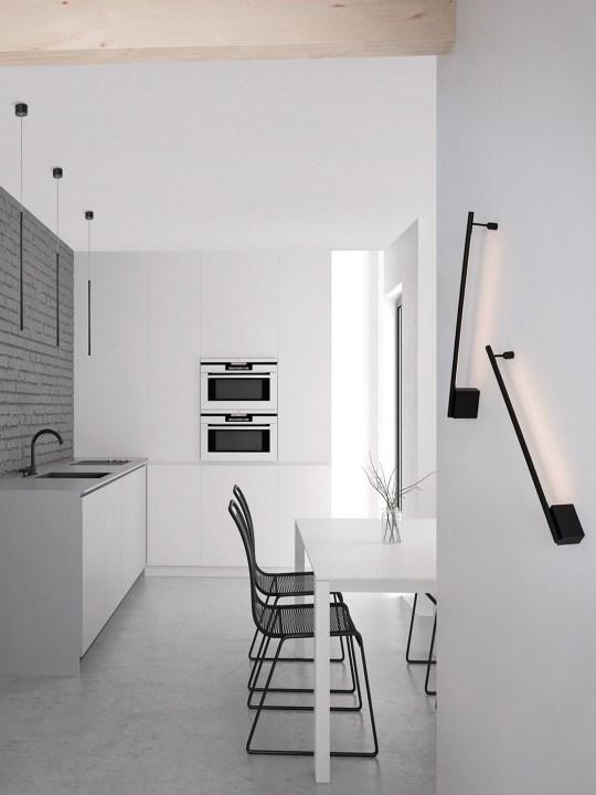 NOVA LUCE zidnа lampa GROPIUS - 9081600