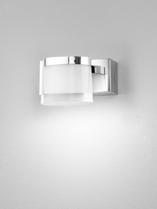 NOVA LUCE kupatilska zidna lampa SABIA - 9122311