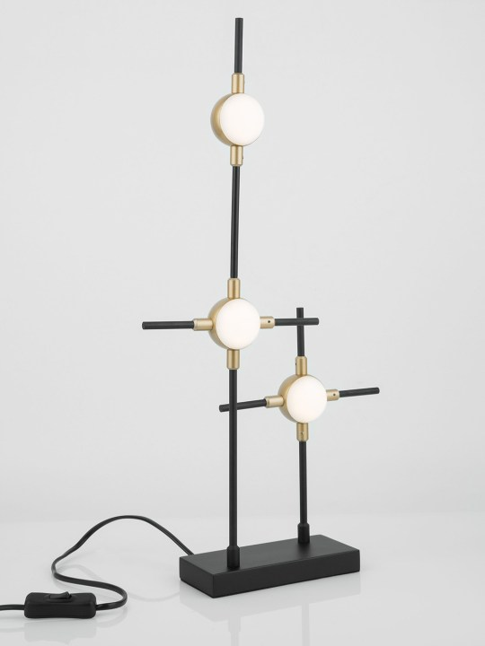 NOVA LUCE stona lampa ATOMO - 9280674