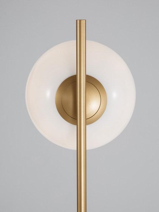 NOVA LUCE podna lampa CANTONA - 9960619