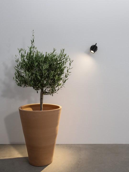 NOVA LUCE spoljna lampa FEND - 9971452